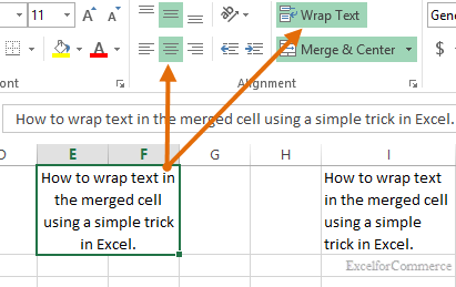 Wrap text not working 4