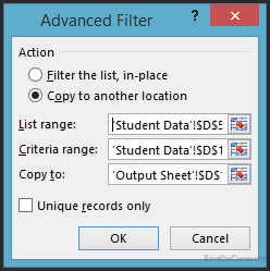 advanced filter in excel 06