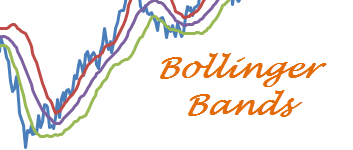 Create bollinger bands in excel