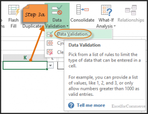 dynamic dropdown in excel 4